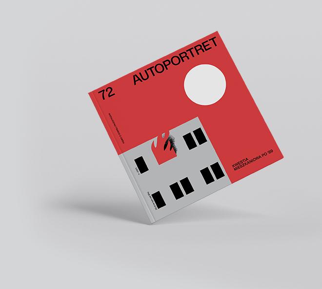 czerwona okładka z ilustracją bloku z ogniem buchającym z okna najwyższego piętra