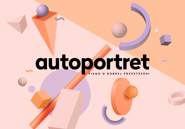 """Autoportret"" magazine illustration"