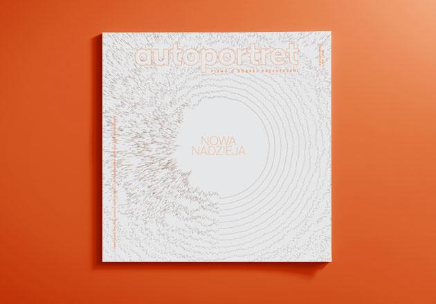 okładka magazynu Autoportret - Nowa nadzieja