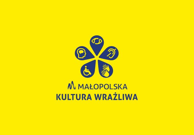 Plakat Małopolska. Kultura Wrażliwa