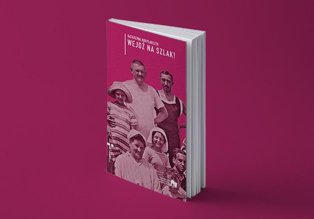 kolorowa okładka książki
